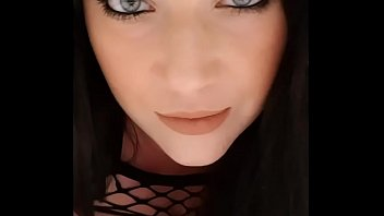 harmony reigns talks directly to you her eyes are sexy blue and mesmerizing listen to her carefully and get lost in her face