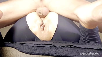 Extreme deepthroat followed by rough anal sex