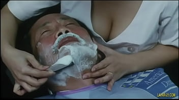 Japan Movie 2015 Big Breast Hairshop - starring Chiharu Nakai