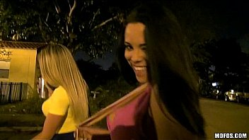 Three college amateurs watch their house party turn into an orgy