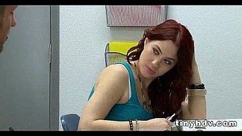 Gorgeous redhead teen pussy Jessica Ryan 7 91