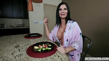 Remarkable bathrobe milf satin piece think, that