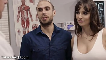 Doctor shocked by patient milf trying to fuck him