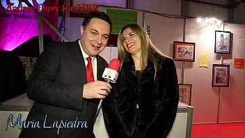 Maria la piedra vs dinios video porno Maria La Piedra Sexy Meeting With Andrea Dipre Xnxx Com