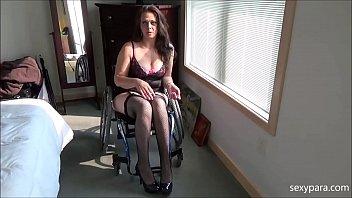 Something is. porn paraplegic video man apologise, but, opinion