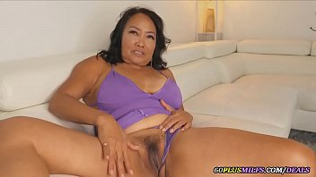 asian granny fucked by a fat cock