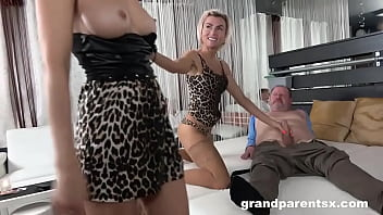 Fucking Old People at the Swingers Club