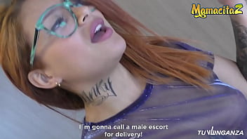 MAMACITAZ - #Jesica Dulce - Hot Colombiana Makes A Dirty Sex Tape With Daddy