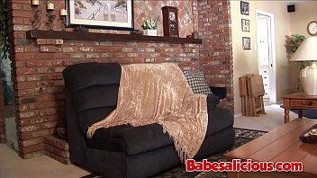 Babesalicious - Ebony Couple Hot Tits and Ass