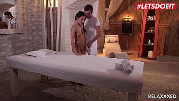 LETSDOEIT - Sexy Czech Brunette Lexi Dona Makes Hardcore Love With Her Young Servant