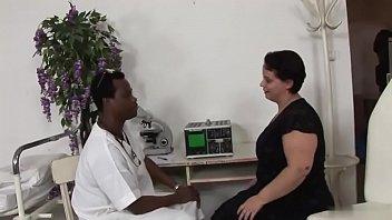 Hot BBW gets more than a prescription at Doctors office