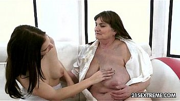 Candy Bell and Irma - Old Young Lesbian Love