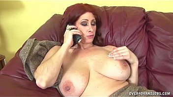 Remarkable, redhead a jerks busty milf boner off you tell you
