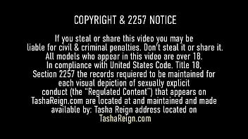 Stunning Cock Sucker Tasha Reign plays with oil, her ass & her big beautiful tits until stud Tony Ribas can't take it anymore & slides his dick in her from behind! Full Video @ TashaReign.com!