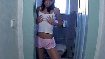 Hot Bathroom Strip