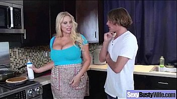 Sex Tape With Bigtits Wife In Hardcore Porn vid-17