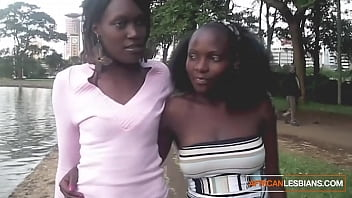 Real African Lesbo Amateurs make each other Cum