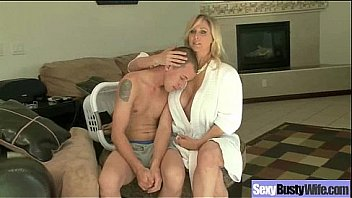 Mature Lady With  Big Juggs Banged Hard Style mov-10