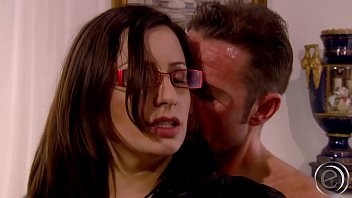 David and Sensual Jane have a good time in the office