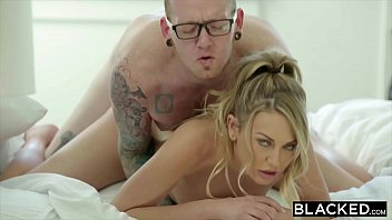 BLACKED Blonde nympho is on the prowl for BBC tonight
