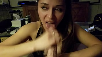 Mexican wife sucking bwc
