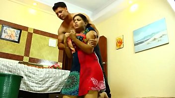Hot Maid with Owner