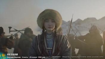 Kazakh and Kyrgyz sluts