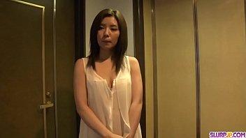 Hot japan girl Saya Fujiwara in rough sex video