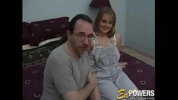 Vintage vixen cock sucking threesome