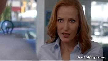 Gillian Anderson - The X-Files...