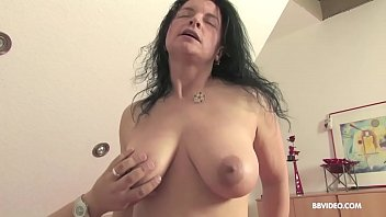 Mature whore loves blowing her husband