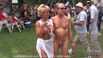 real wild girls naked in public