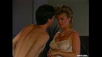 Alan Adrian Unloads His Cum On Rhonda Jo Pettys Tits In This Classic Porn