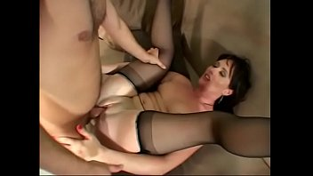 Hollie Hughes gets fucked by a strong cock