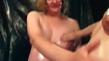Lesbian Tummy Oil Massage
