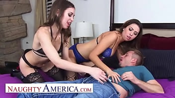 Naughty America - Gizelle Blanco has other plans when visiting Katie
