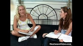 18 And Confused #2 - Alana Evans, Gwen Summers - Stepsisters share some steamy lesbian masturbation fun