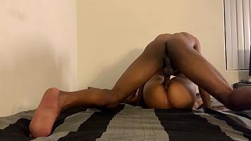 Petite Ebony Fucks BBC
