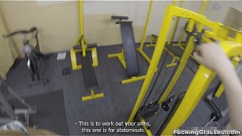 Watch Fucking_Glasses_-_I_had_her_working_out_topless preview