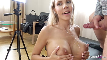 GERMAN SCOUT - HOT MILF SEX AND FACIAL BEST OF