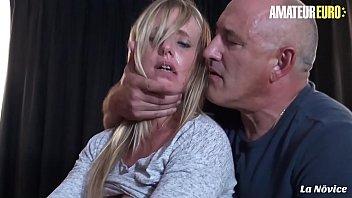 AMATEUR EURO - European Couple Stella & Bruno Loves Hard Anal Sex