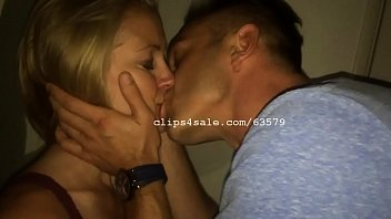 Bill and Diana Kissing Video1 Preview