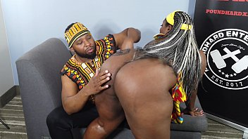 Huge Chocolate Donk Booty African Bbw