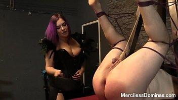 Spanking domina Mistress Alice