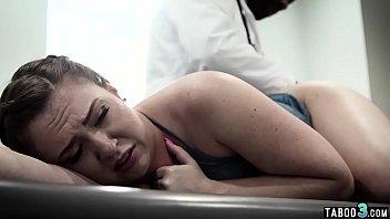 Big black cocked doctor fucked her innocent patient