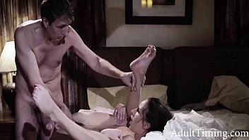 Broken Teen Has Anal Sex For First Time With Her Dad To Please Him