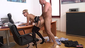 Hard sex in the office (teaser)