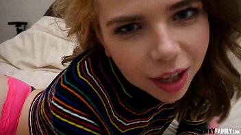 Kinky Family - I have her on camera walking around the house half-naked