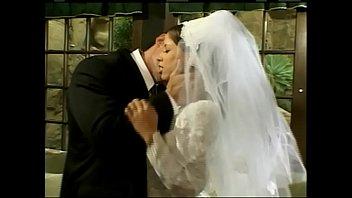 The new Bride has fun...