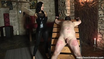 At The Mercy of Lady G - Real Czech Domination with great mix of t.